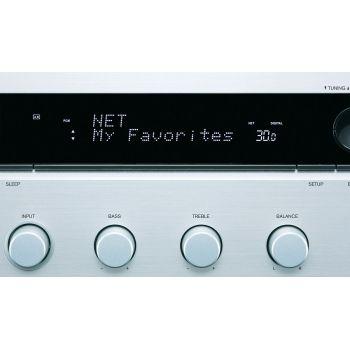ONKYO TX-8130 S Receptor Stereo 110 W, Silver