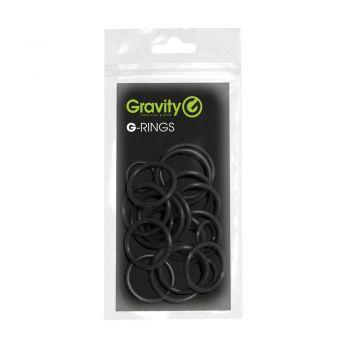 Gravity RP 5555 BLK 1 Anillas Negras