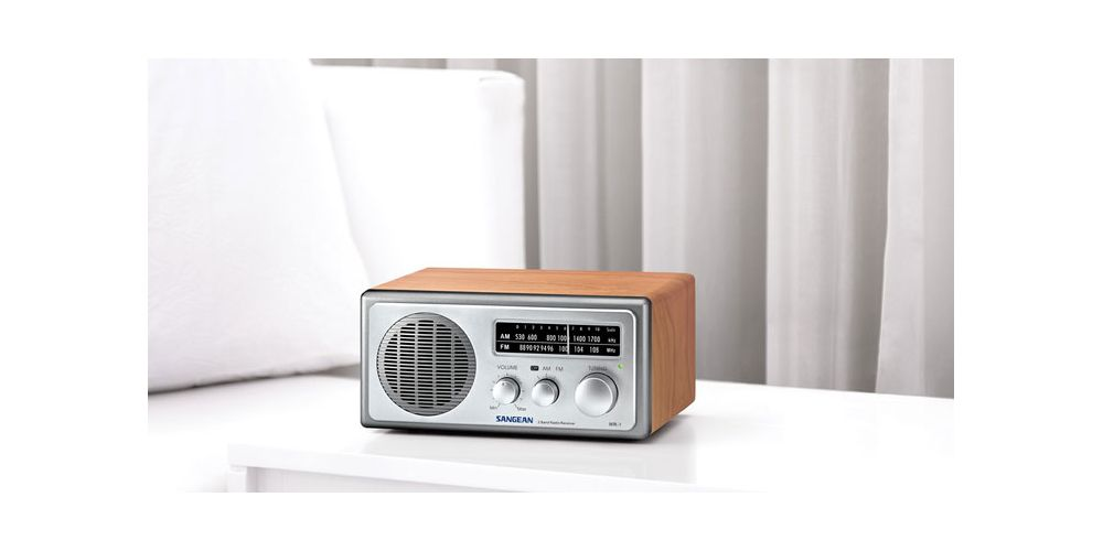 SANGEAN WR1N Nogal Radio