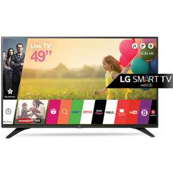 "LG 49LH590V LED Full HD 49"" Smart Tv WebOs"