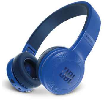 JBL E45BT Azul Auricular Bluetooth