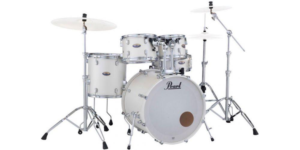 pearl decade maple dmp925f white satin pearl