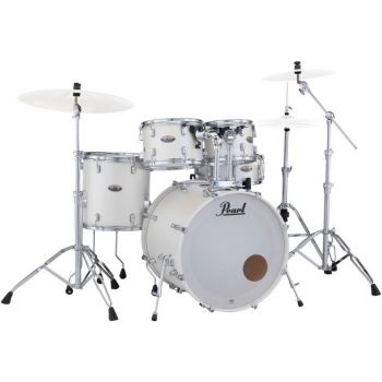 Pearl Decade Maple DMP925/F White Satin Pearl, Set Bateria