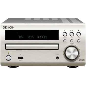 DENON RCDM-40 Silver + Whaferdale Crystal 4.1