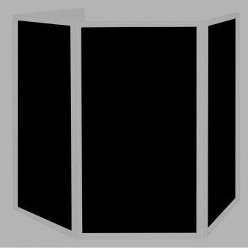 American DJ Event Facade scrims (4pcs) negras