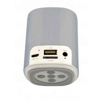 SUNSTECH SPUBT700 Altavoz Inalmbrico Bluetooth Silver