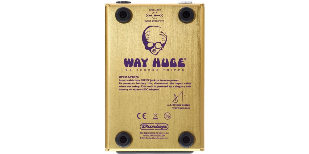 Comprar Dunlop MWHWHE103 pedal