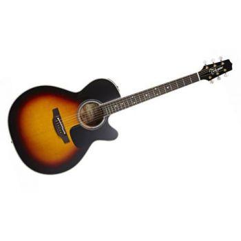 Takamine P6NC Guitarra Electroacustica Brown Sunburst Serie PRO