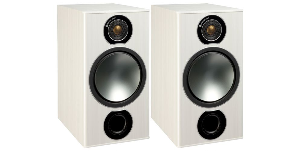 monitor audio bronze 2 wht