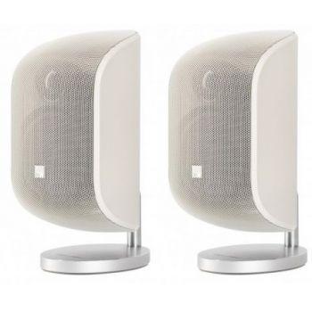 B&W M1 Blanco Cajas acusticas Pareja