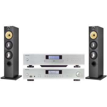 ROTEL A-14 SI +CD14 SI+BW683-S2 BK