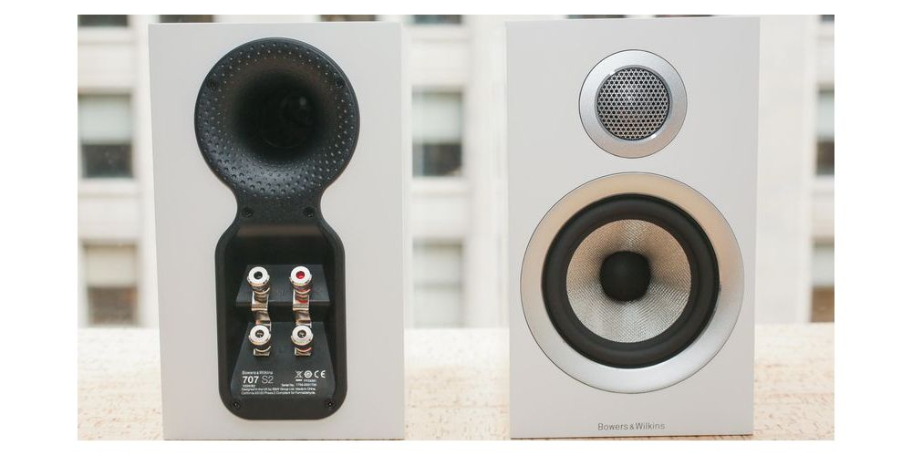 bowers and wilkins 707 s2 blanco white