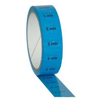 Showtec Markertape 25 mm/33 m Cinta Marcadora Azul