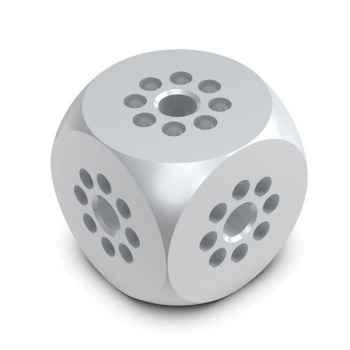 Showtec Single Tube Cube Conector para Truss STC50