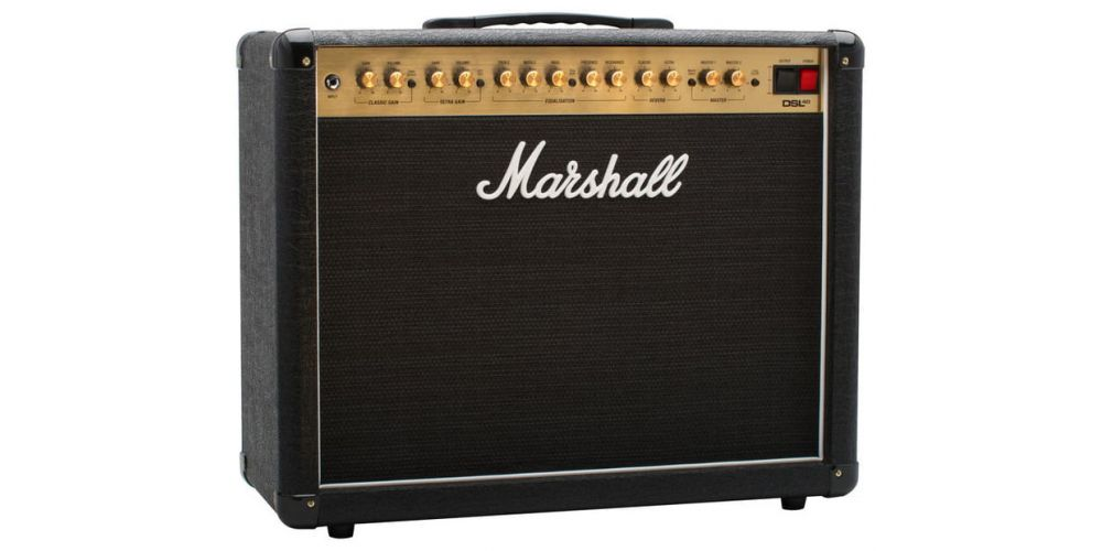 MARSHAL DSL40C COMBO VALVULAS