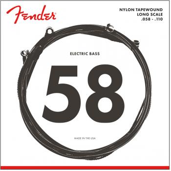 Fender 9120 Bass Cuerdas de Nylon .058-.110 (4)