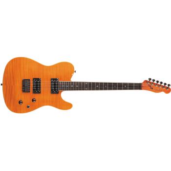 Fender Special Edition Custom Telecaster FMT HH Amber