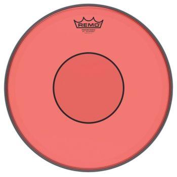 Remo 13 Powerstroke 77 Colortone Red P7-0313-CT-RD