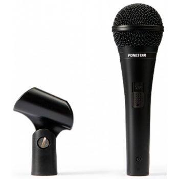 Fonestar FDM-9071 Micrófono dinámico de mano