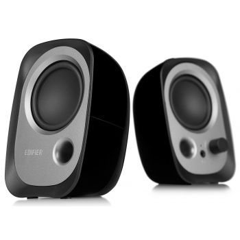 Edifier R12U Black Altavoces PC USB