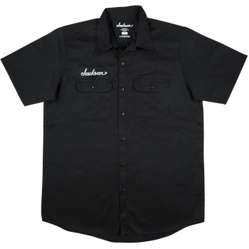 Jackson Camisa Logo Black Talla L
