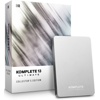 Native Instruments Komplete13 Ultimate Collectors Edition Upgrade for Ultimate