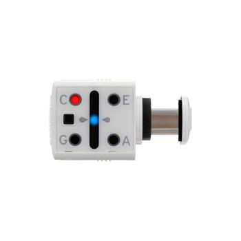 Korg Minipitch White Afinador para Ukelele