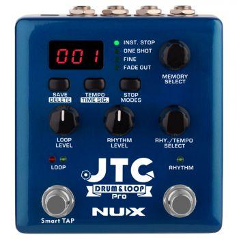 NUX JTC Drum & Loop Pro NDL-5 Pedal Looper
