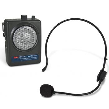 MARK AMC 10 Sistema de Amplificación Portátil para Profesores