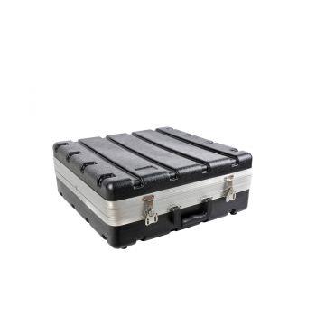 Work Pro Rack MIX 8U Rack de Transporte ABS