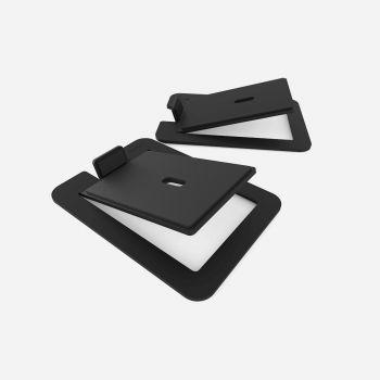 Kanto S6 Black Soporte para Altavoces