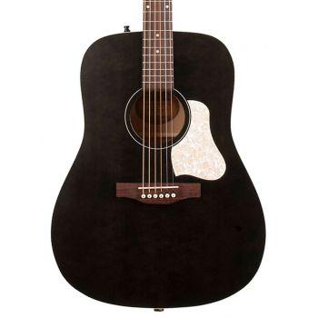Art & Lutherie Americana Faded Black. Guitarra Acústica