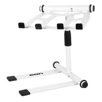 UDG U96111WH Ultimate Height Adjustable Laptop Stand White