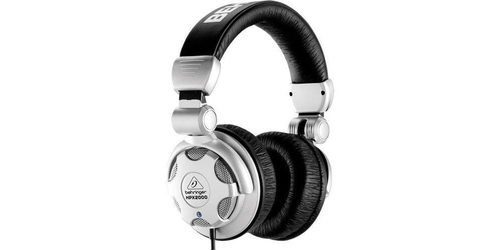 behringer hpx 2000 auricular