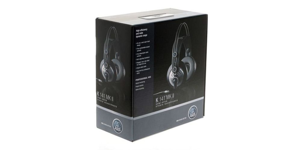 akg k141 mkII packaging