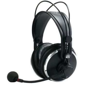 AKG HSC-271 Auricular con Microfono HSC271 Uso Comunicaciones