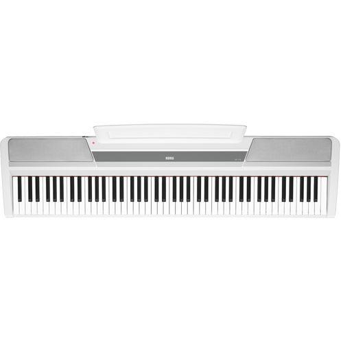 KORG SP-170S WH Piano Eléctrico, Incluye soporte SPT-1W