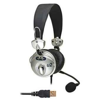 CAD U2 USB Auricular estéreo con un micrófono USB