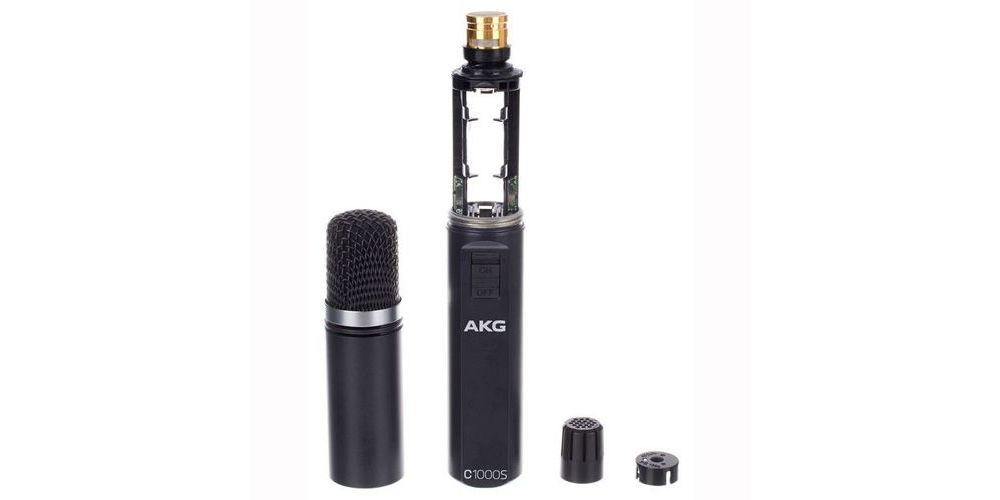 akg c1000 s bateria