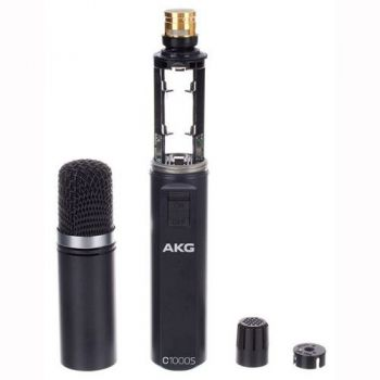 AKG C-1000 S MK4  Microfono Condensador Voces Instrumentos TV C1000