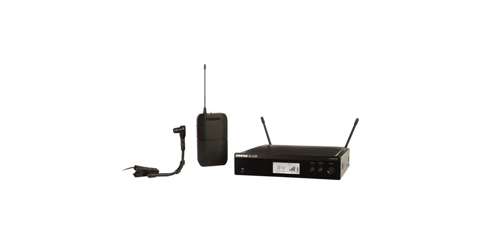 SHURE BLX14R B98 Microfono inalambrico de Instrumento Beta 98