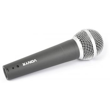 Vonyx 173457 Microfono dinamico 600 Ohms DM597