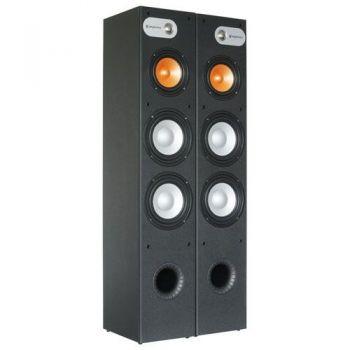 SKYTRONIC 100264  Altavoces Suelo SHFT655B Hi-Fi 2x 8