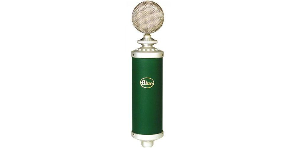 blue kiwi microfono