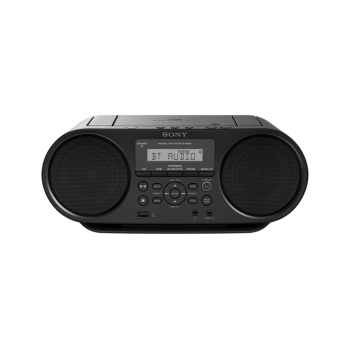 SONY ZS-RS60 BT Radio CD USB Bluetooth NFC