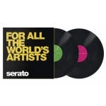 Serato Performance Black Worlds Artists (PAREJA)