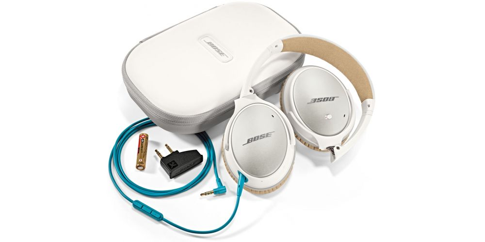 bose quietcomfort 25 blanco smsg compatible samsung funda accesorios