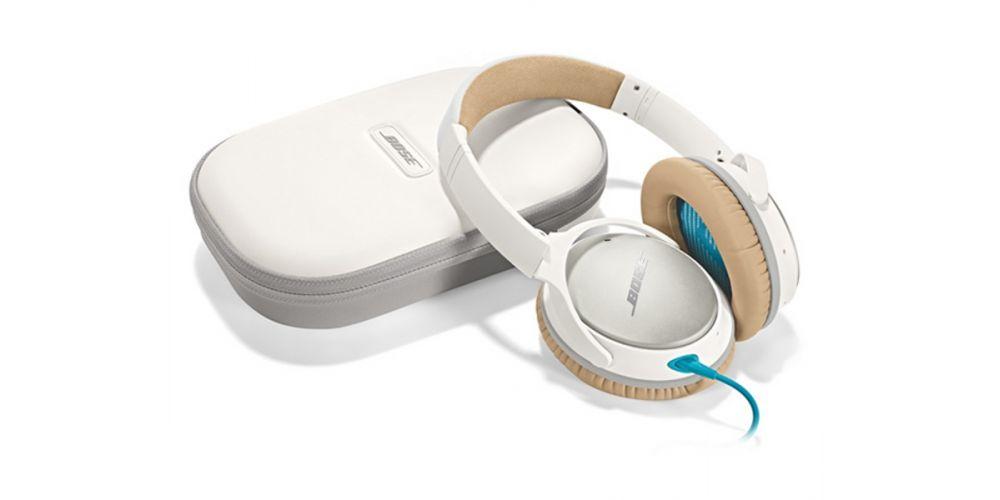 bose quietcomfort 25 blanco smsg compatible samsung funda