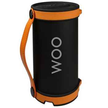 WOO Bazooka S22 Negro/ Naranja