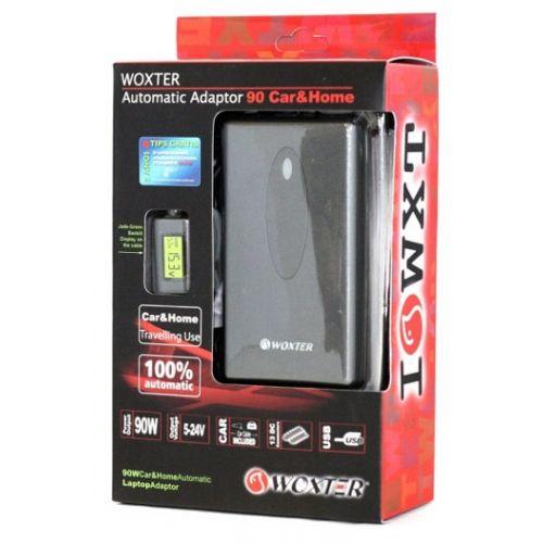 WOXTER Adaptador 90 CAR&HOME